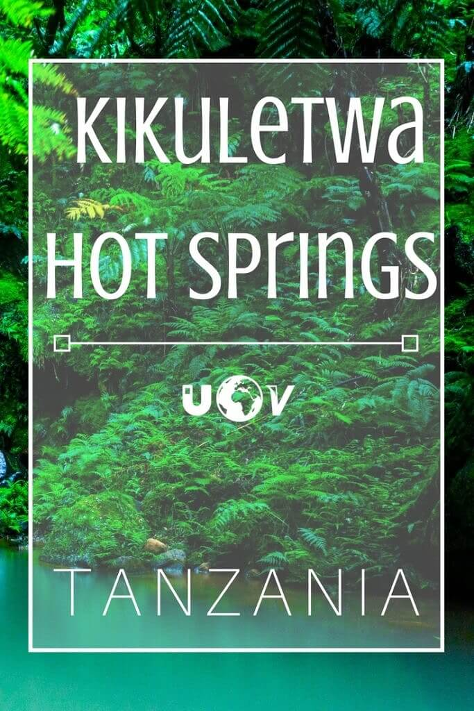 Hidden in the middle of the African savanna lies the Kikuletwa Hot Springs. Also know as The Blue Lagoon