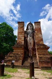 Buddha ruin
