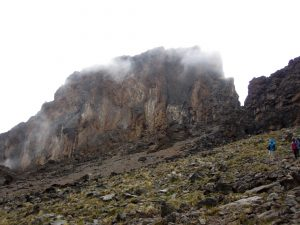 The lava tower