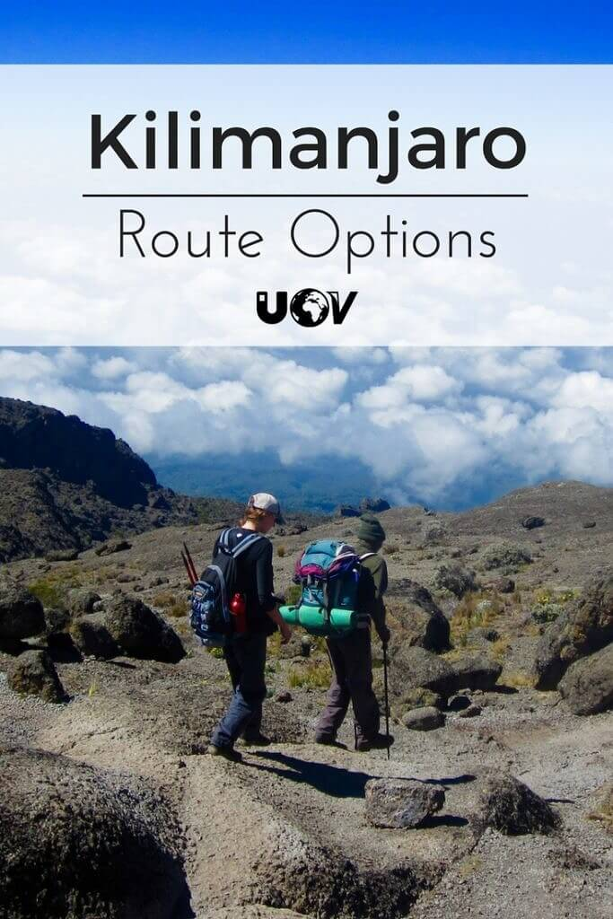 Learn about all of the climbing routes for Kilimanjaro in Tanzania and which is right for you. The pros, cons and success rates of each of these routes.