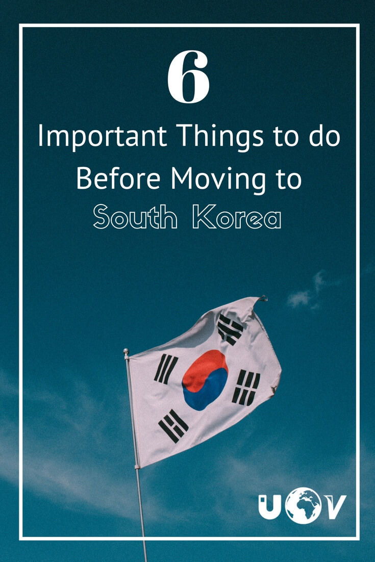 6 important things to do before moving to south korea. Black Bedroom Furniture Sets. Home Design Ideas