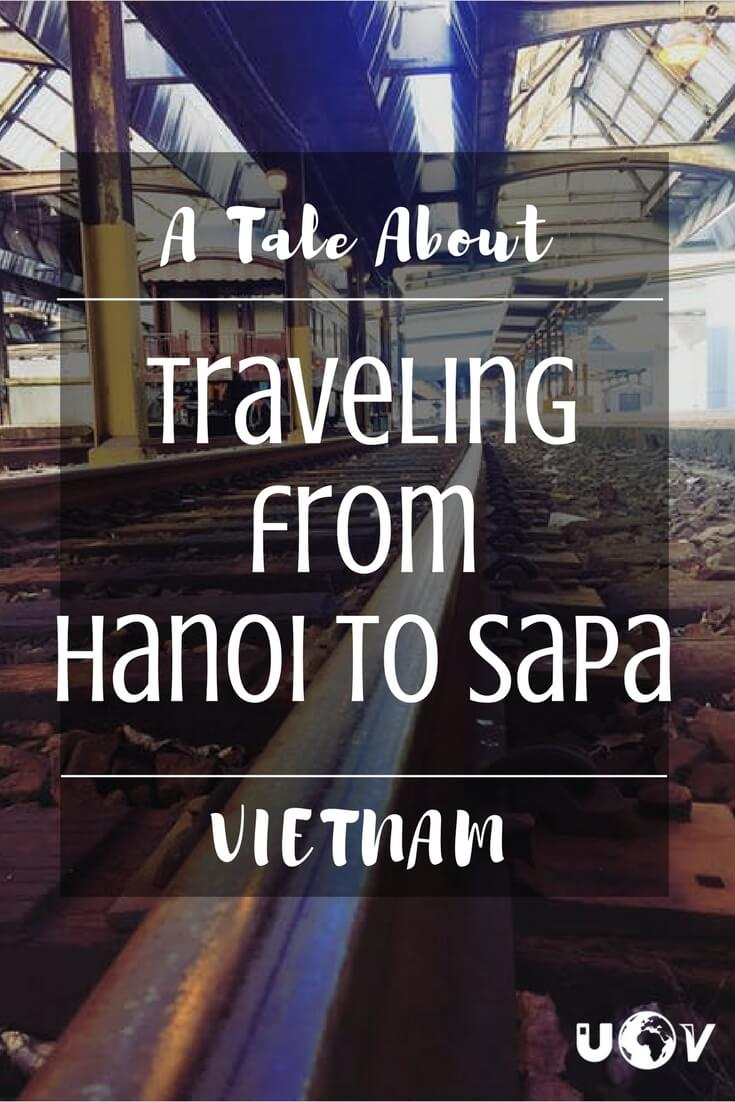 Avoiding scams in Vietnam and the train ride from Hanoi to Sapa that almost didn't make it. Learn from our mistakes before choosing your transportation.