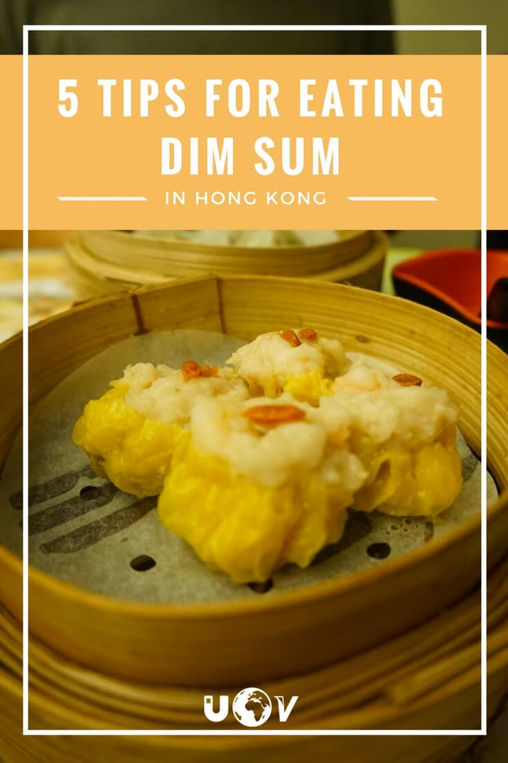 5 Tips For Eating Dim Sum in Hong Kong
