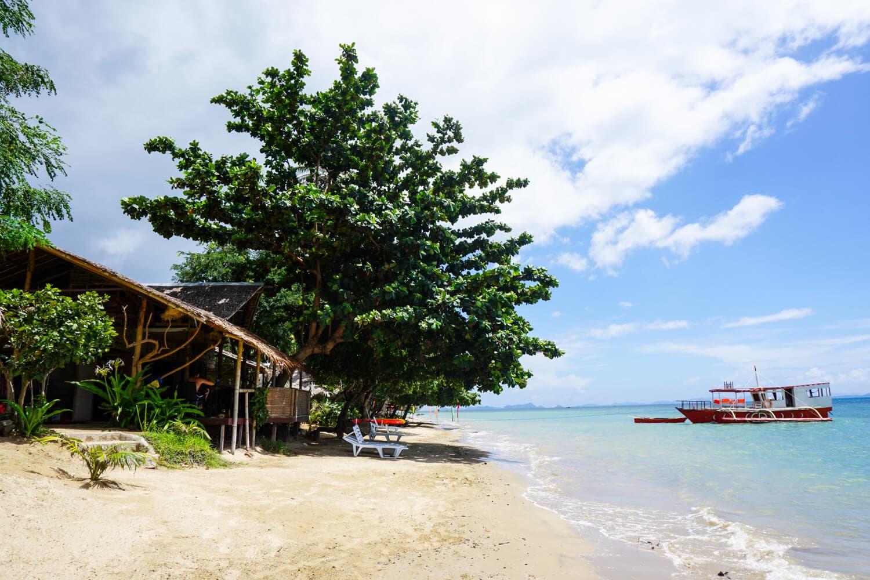 Tapik beach