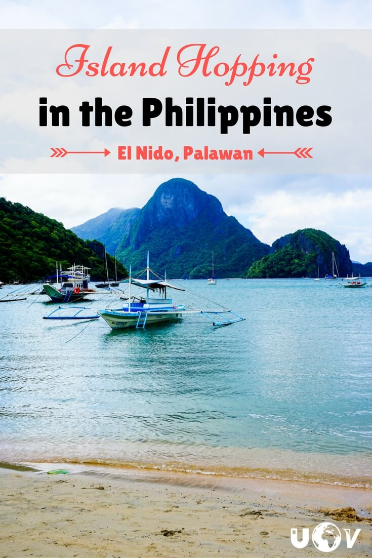 A guide to choosing an island hopping tour in El Nido, Palawan- The Philippines.