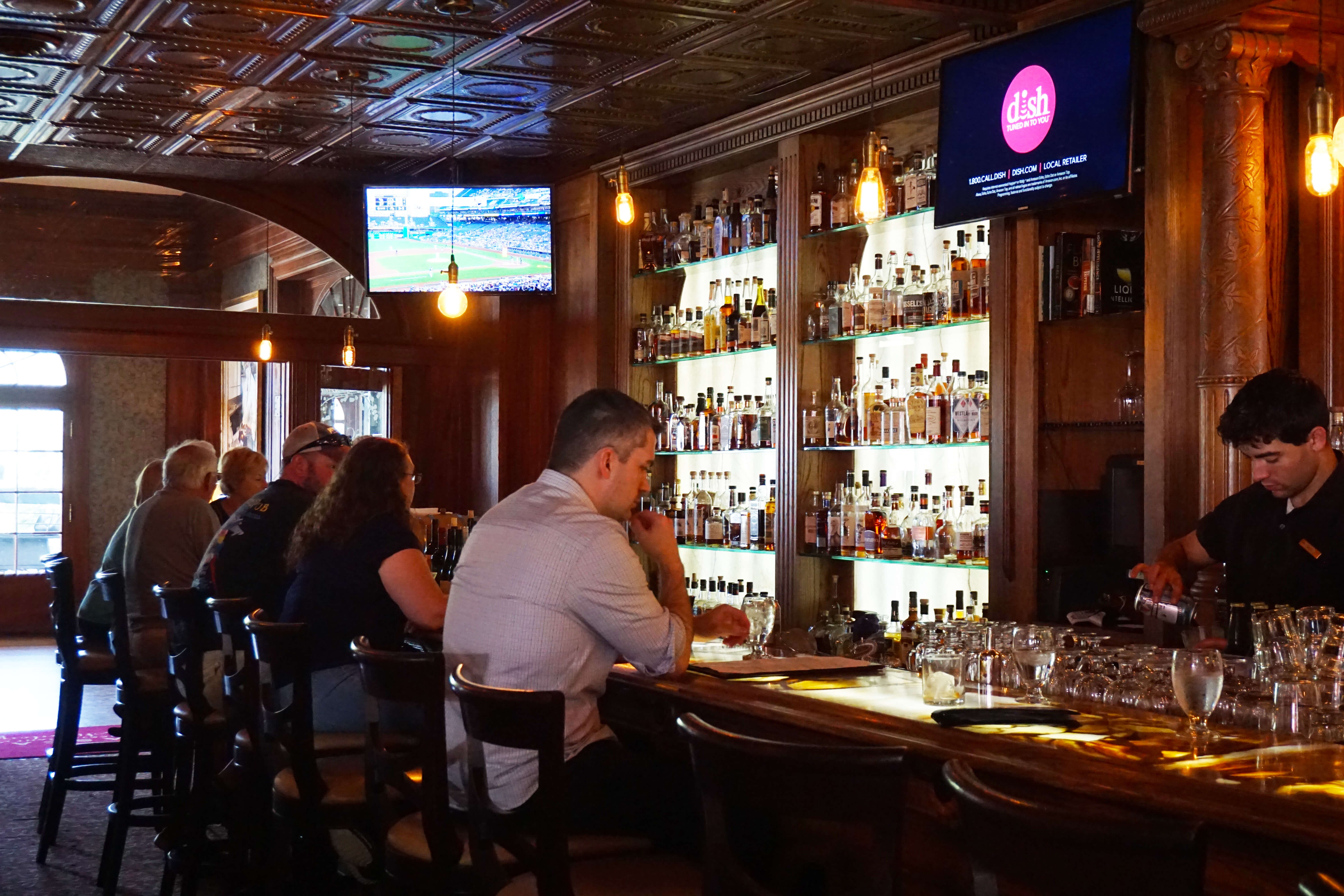 The Stanley Hotel Bar