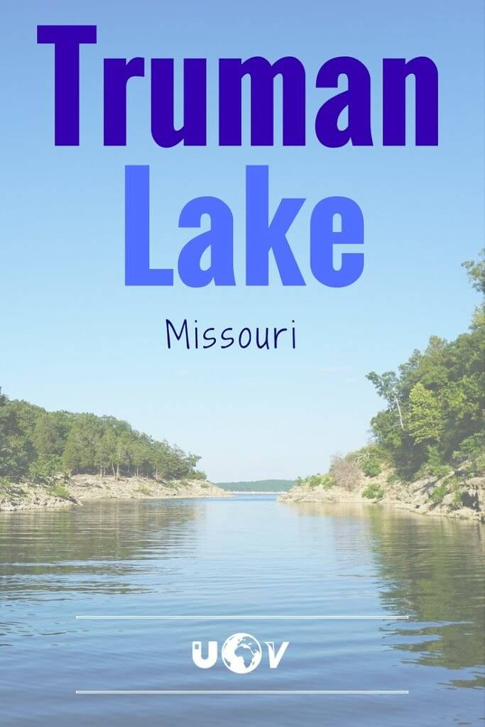 The best weekend getaway lake in Missouri. Truman Lake