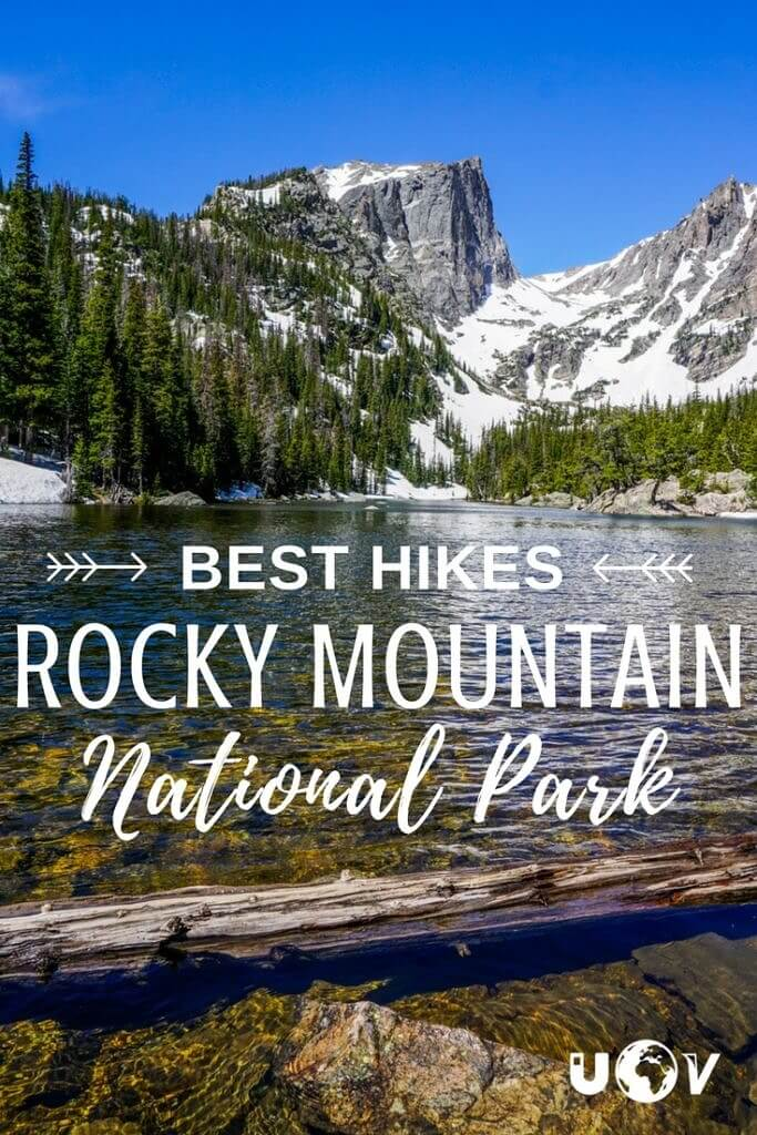 Some of the best hikes in Rocky Mountain National Park and need to know information about the park.