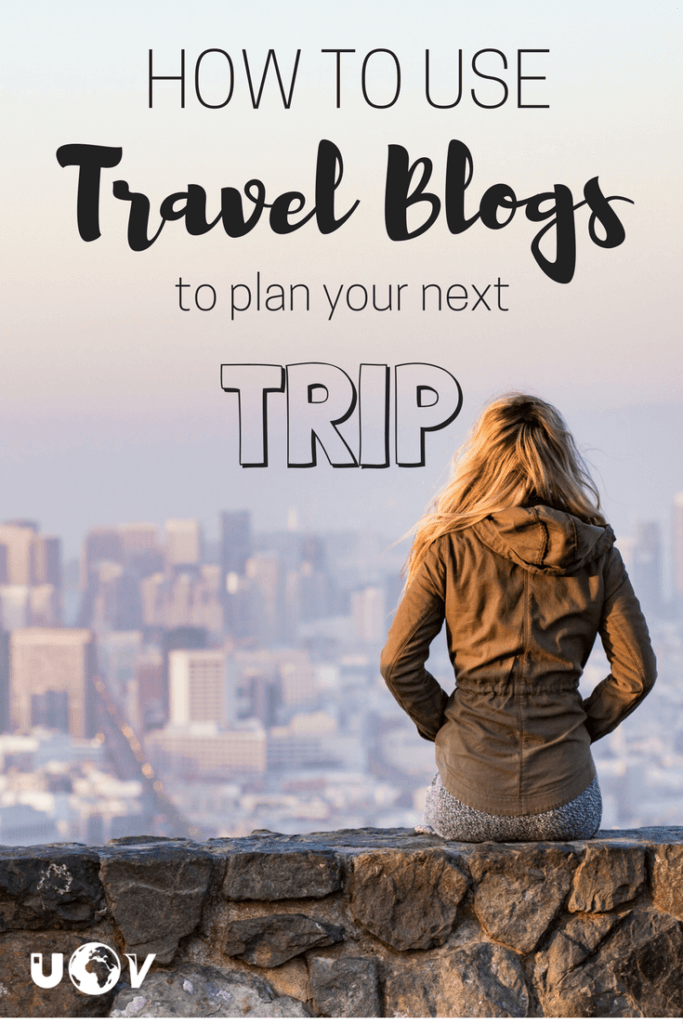 Using Travel Blogs, itineraries, tips and guides to travel the world without the need for a travel agent. How to plan for travel yourself for free.