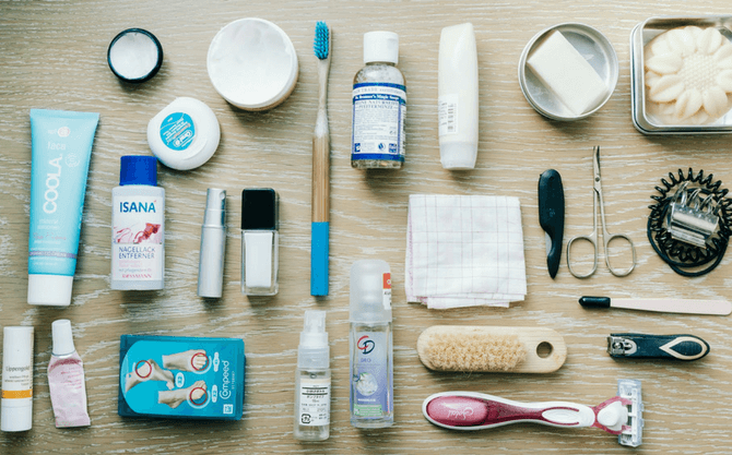Southeast Asia Women's Packing Guide- Toiletries