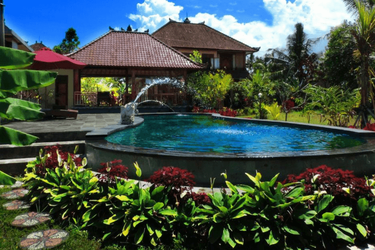 Best places to stay in Ubud; Ponduk Ayu Soca Guesthouse