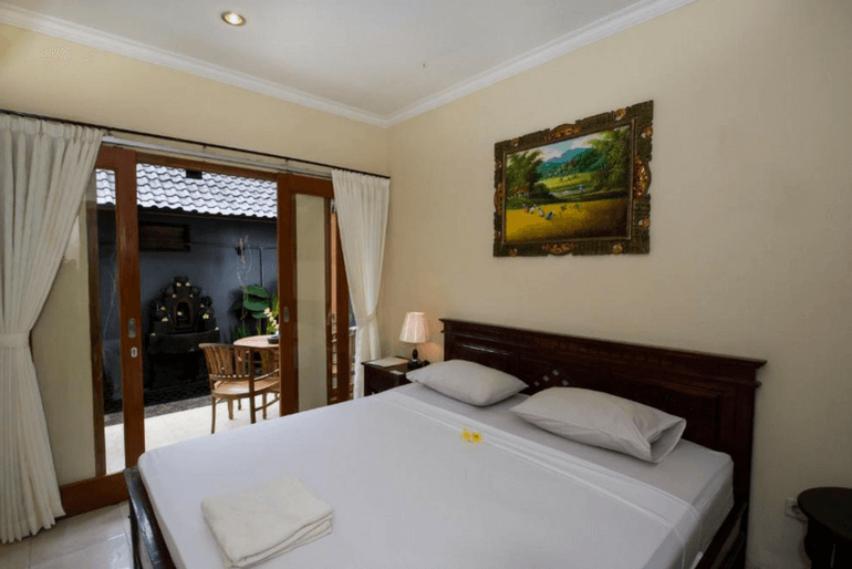 Best places to stay in Ubud- Baruna Guesthouse