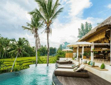 Best places to stay in Ubud- Calma Ubud