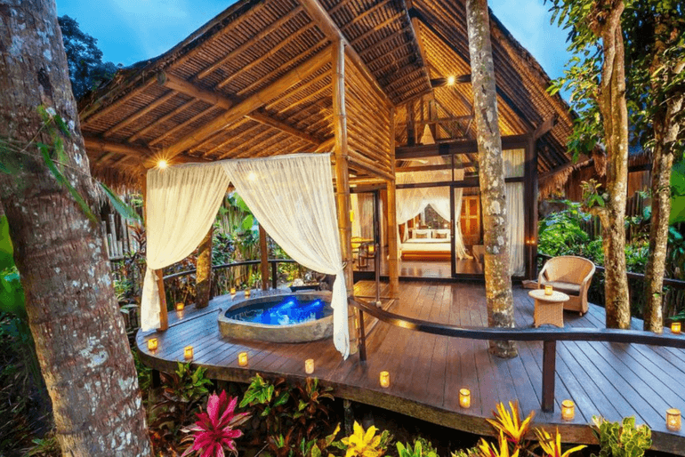 Best places to stay in Ubud-Reserve We Price Match Fivelements Puri Ahimsa Retreat