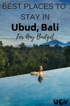 The Best Places to Stay in Ubud, Bali